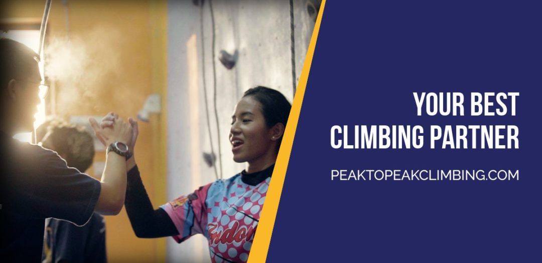 PEAK TO PEAK YOUR BEST CLIMBING PARTNER